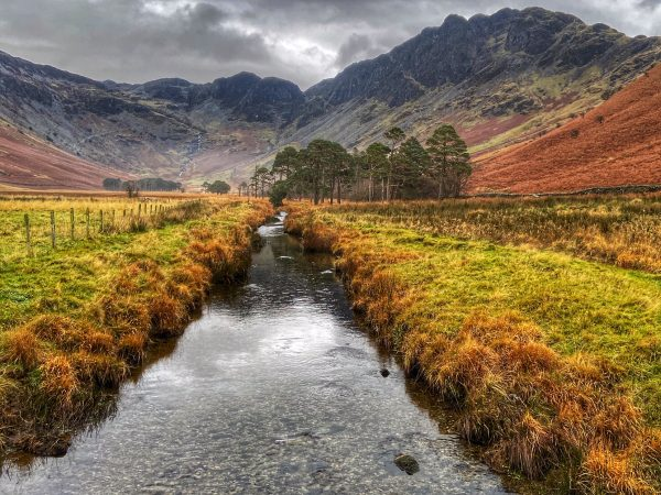 fleetwith Pike and Haystacks Lake District