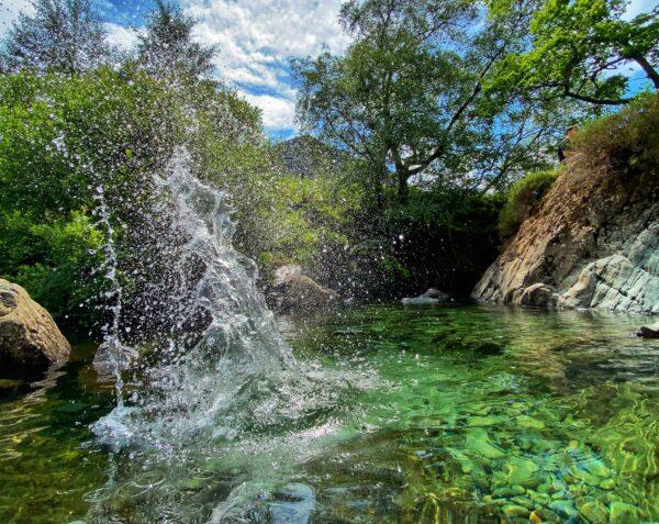 Fairy Glen Lake District