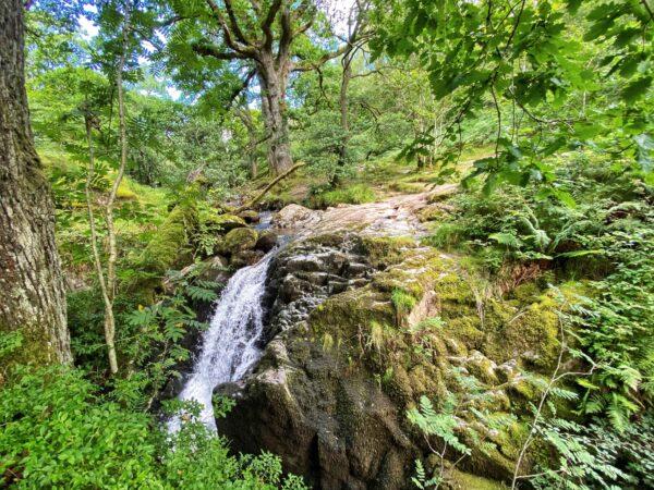 Aira Force Waterfall walk