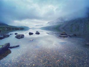 Dawn Mist on Wastwater