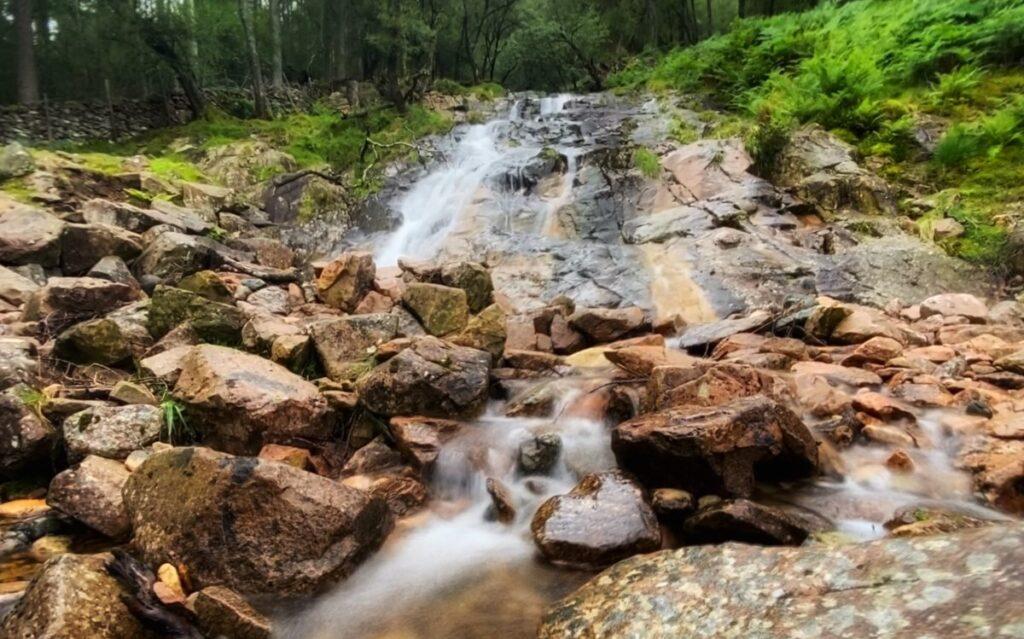 sour milk gill waterfall