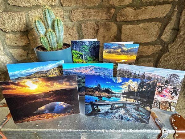 Lake district greeting cards