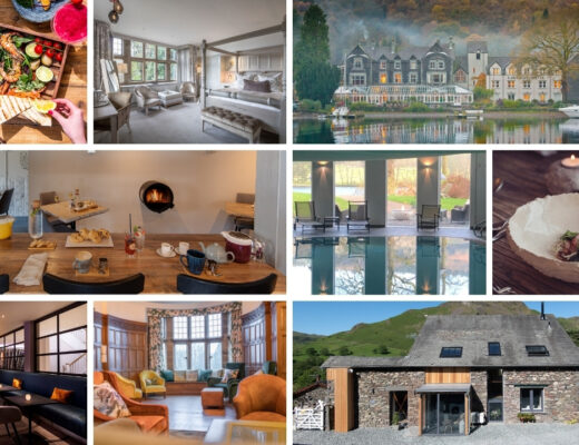 luxury hotels in the lake district
