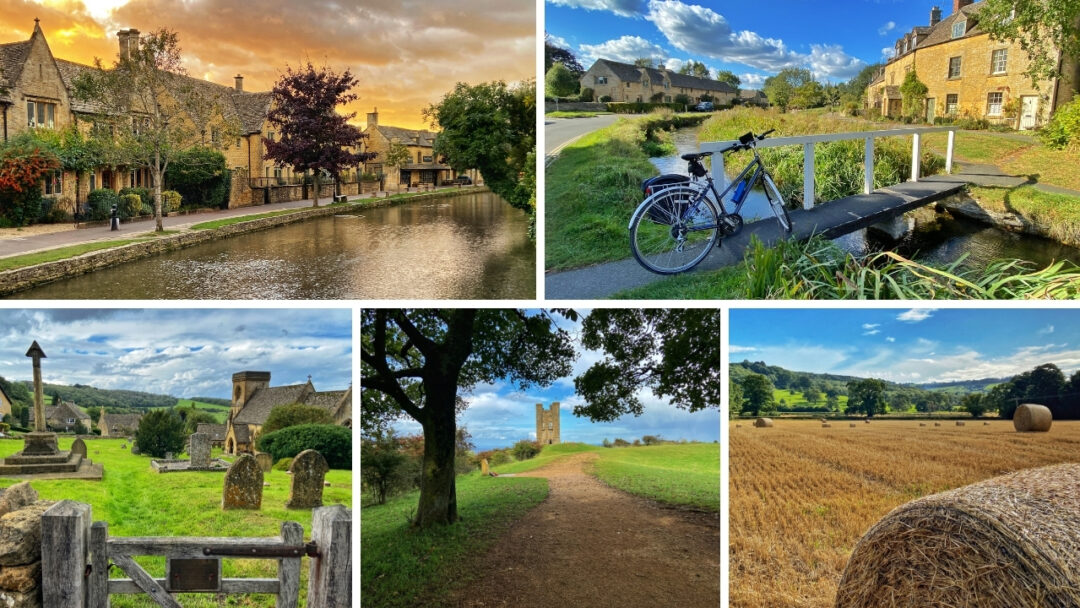cycling tour of the cotwolds