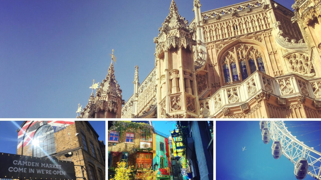 top attractions london city break