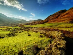 Little Langdale View