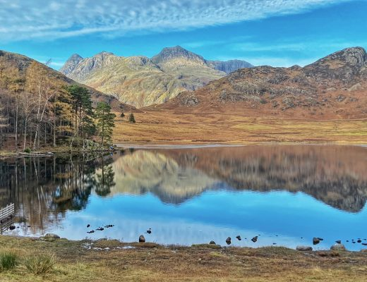 Blea Tarn Lake District road trip