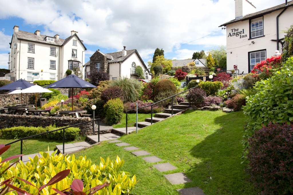 The Angel Inn bowness-on-windermere