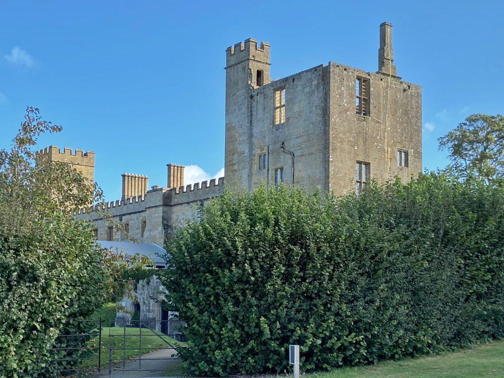 Sudeley Castle walk