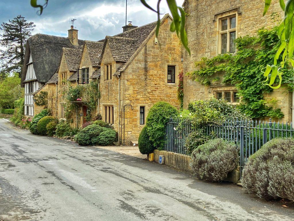 Stanton cottages
