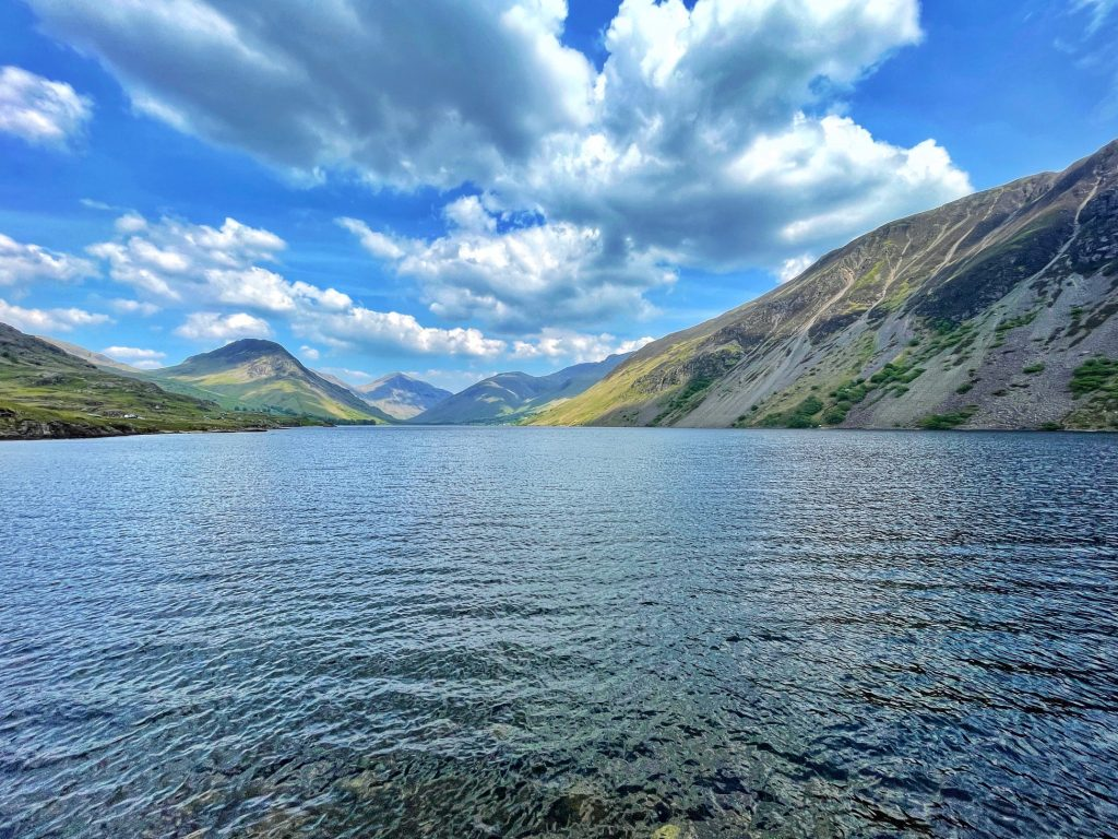 wastwater swimming spot