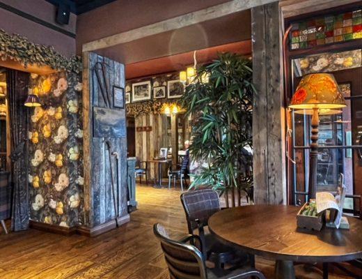 Restaurant ambleside inn