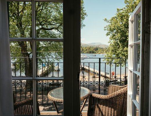 waterhead inn terrace