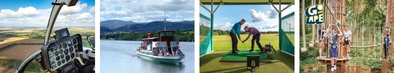 Lake district activities and gift experiences